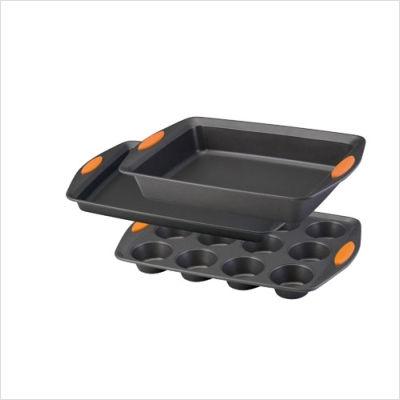 Oven+Lovin'%99+Crispy+Sheet,+Oven+Lovin'%99+Rectangle+and+Oven+Lovin'%99+Muffin+Pan